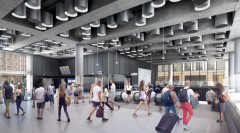 Hattersley Wins Contract with Tottenham Court Road Cross Rail