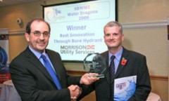 Viking Johnson Product Secures SBWWI Innovation Award