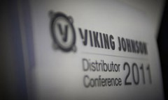 VIKING JOHNSON DISTRIBUTOR CONFERENCE 2011