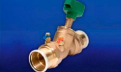 NEW HATTERSLEY PRESS-FIT VALVE RANGE SAVES TIME ON & OFF SITE