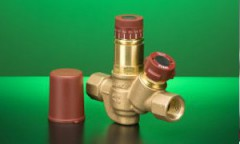 CRANE FLUID SYSTEMS LAUNCHES NEW TCV TO HELP PREVENT LEGIONELLA GROWTH IN DOMESTIC HOT WATER SYSTEMS