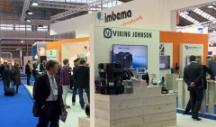 Viking Johnson at AquaTech 2017
