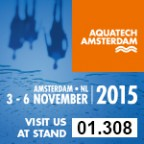 Viking Johnson Exhibiting at AquaTech 2015