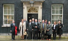 A Visit to n.o 10 Downing Street