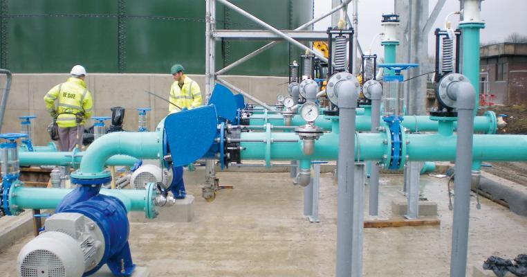 Crane - Building Services & Utilities