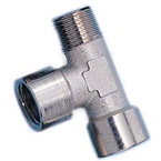 Nickel Plated Brass BSP Fittings